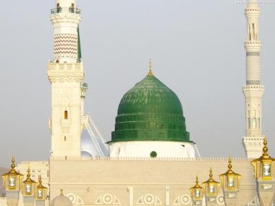 Masjid-e-Nabvi Wallpapers